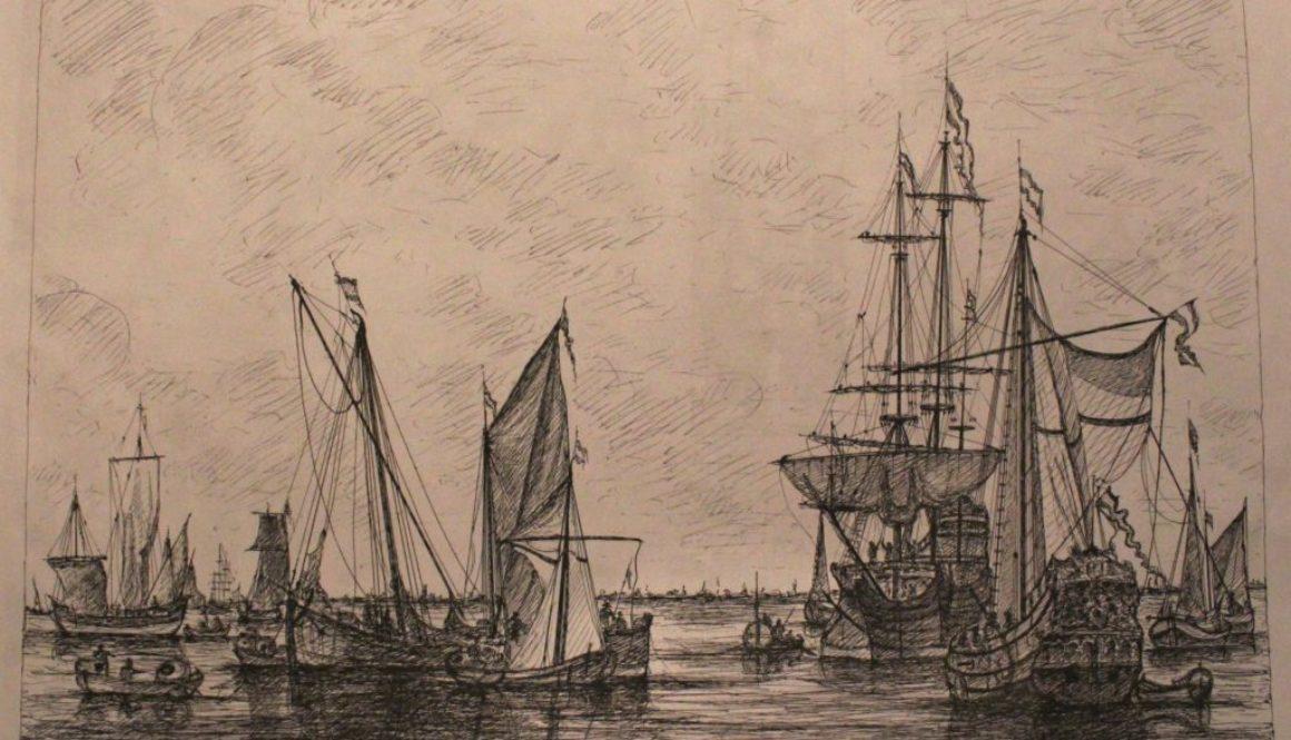 Marina olandese 5 da Van de Velde