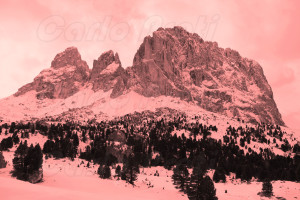 Tribute to the Dolomites (World War I centennial)